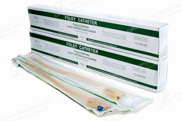 Foley Catheter 3 way STAR